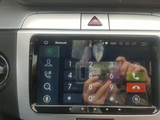 Pantalla Android GPS para VW