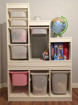 Mueble infantil almacenaje Ikea