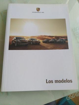 catálogo general Porsche