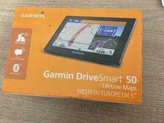 GPS GARMIN DriveSmart 50 LM