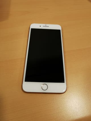Iphone 8 plus 256 gb 14 meses garantía