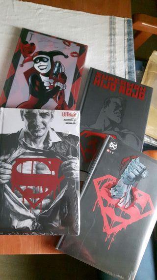 Comics Deluxe precintados Batman, Superman