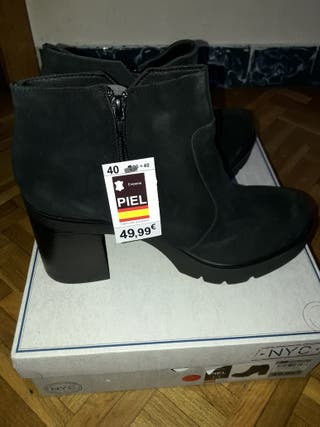 botas de mujer nuevas