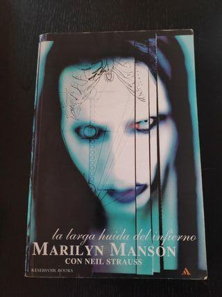 Libro Marilyn Manson