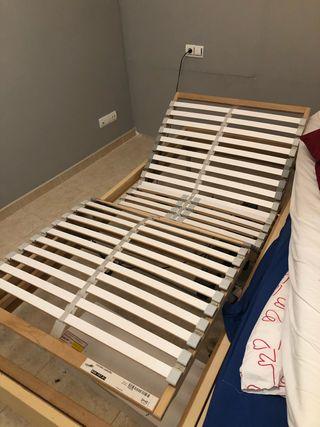 Cama Ikea de segunda mano en Cubelles en WALLAPOP