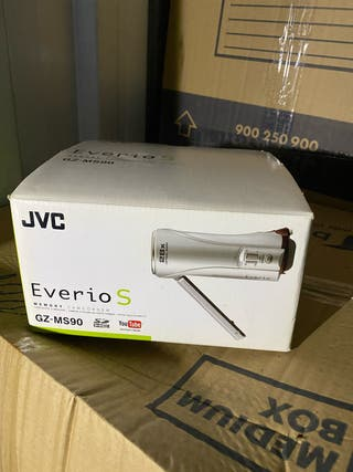 Camara video Jvc