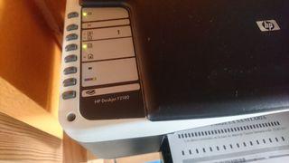 Impresora Hp Deskjet F2100