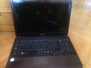 Ordenador portátil Samsung notebook