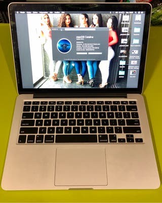MacBook pro 13 pouces 2015 i7 16Go Ram 1To SSD