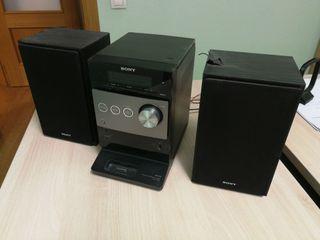Minicadena radio CD usb
