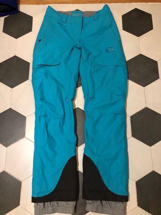 Pantalones de esquí Mammut - Mujer talle 38