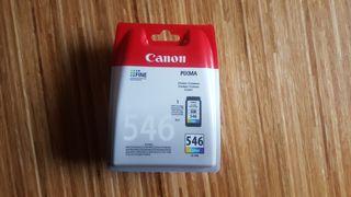Cartucho de tinta Canon 546