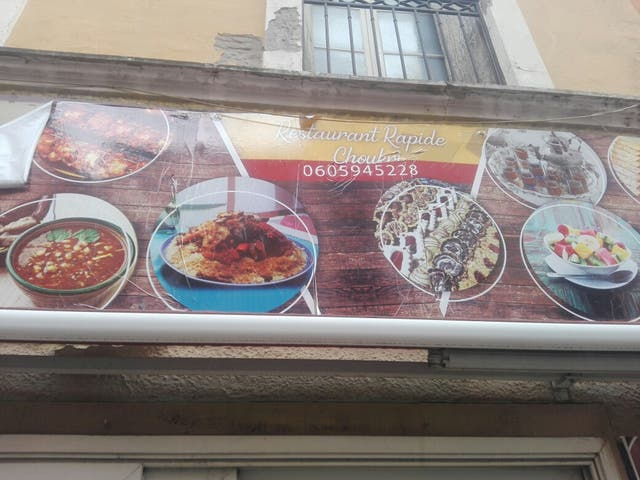snack restaurant rapide