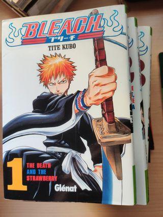 Manga Bleach 1-5