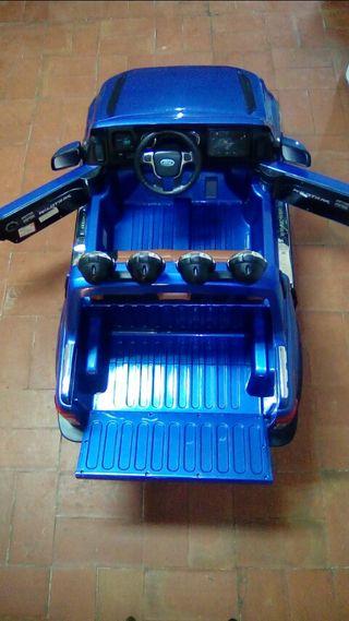 coche de batería