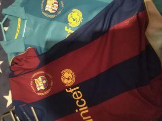 camisetas originales fc barcelona