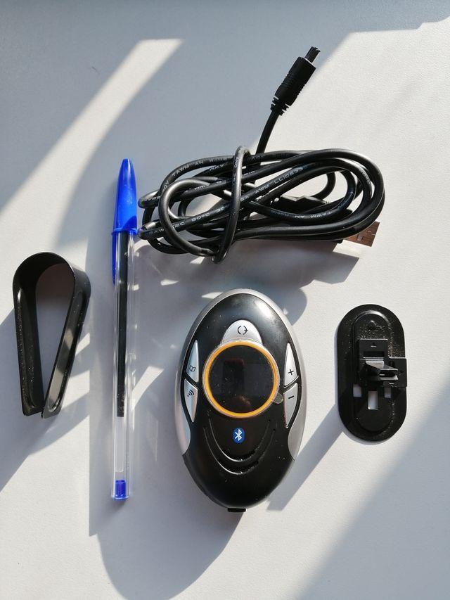 Bluetooth kit manos libres coche