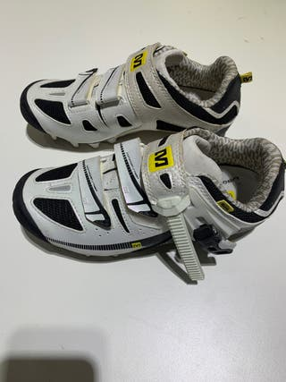 Zapatillas MTB mujer num. 36 2/3