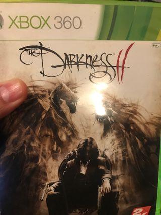 Xbox 360 darkness II