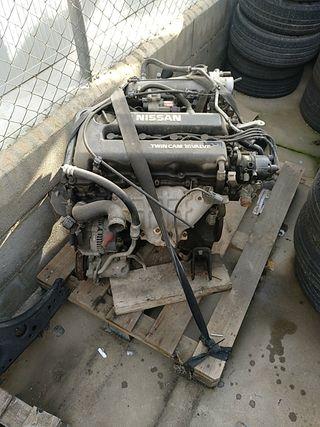Motor Nissan 2.0 GTI SR20DE