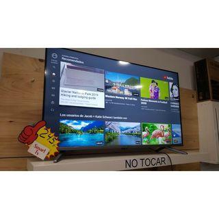 smart tv 40 pulgadas preciosa nueva