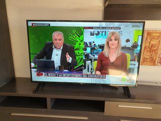 tv tdsystems50 pulgadas HDR