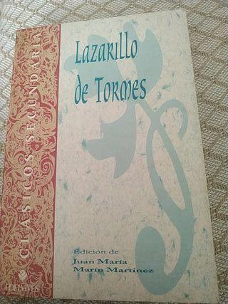 libro conectado Lazarillo de Tormes