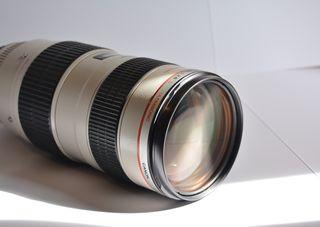Canon 70-200mm f/2.8 Objetivo EF 70-200mm f/2.8L