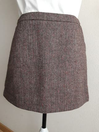 Minifalda Talla 38.