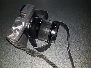 Camara FUJIFILM X-E3. Objetivo 18-55mm