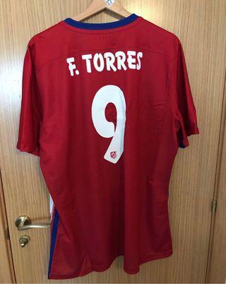 Camiseta Atlético de Madrid 15/16 Player Issue.