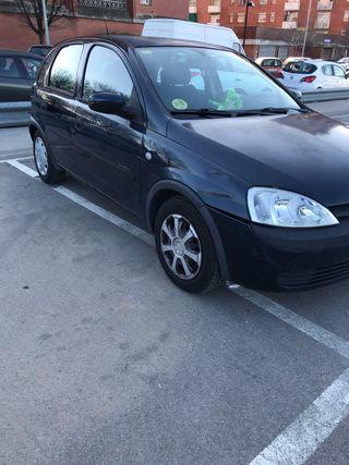 Con Itv Opel Corsa 2001