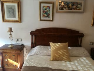 precioso dormitorio matrimonio