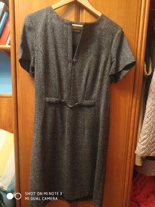 Conjunto de vestido y chaqueta Lasserre