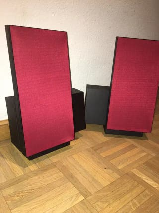 Altavoces Bang Olufsen Beolab 2500