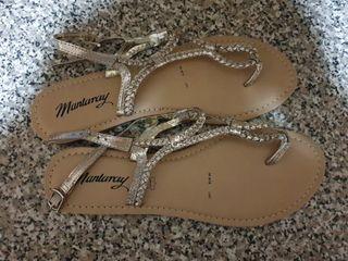 mantaray size 7 ladys sandle new
