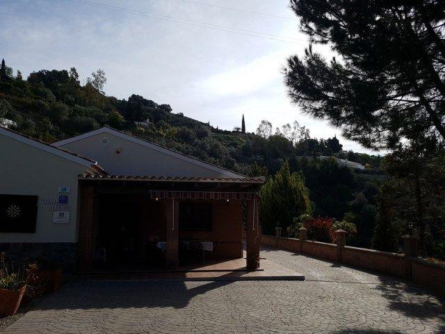 Alquiler casa de campo 3 dormitorios Sayalonga (Sayalonga, Málaga)
