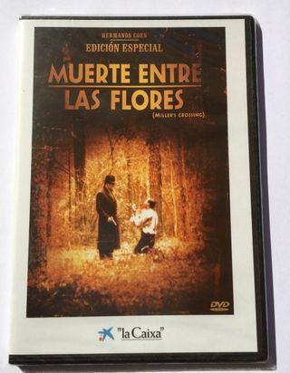 Muerte entre las flores dvd