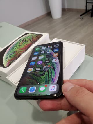 IPHONE XS MAX 256 GB IMPOLUTO LIBRE ORIGINAL