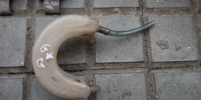 vaso de expansión gas gas EC 250/300