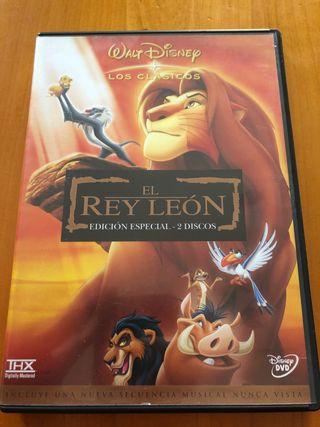 El rey león. Edición especial 2 discos.