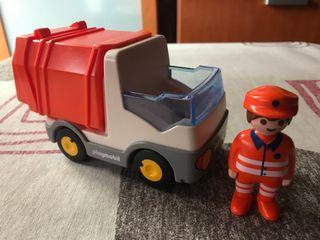 Playmobil camión 123