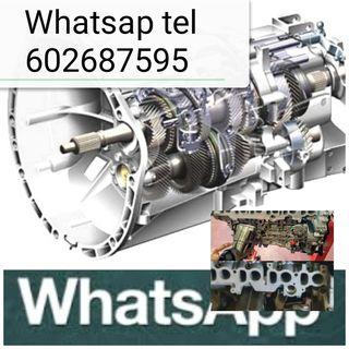 Caja Motor Bmw tel Whatsap 604254760