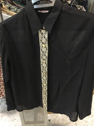 camisa de mujer de vestir vintage