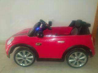coche de batería para niño