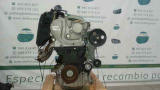 Motor completo RENAULT CLIO II FASE (B/CB0) 2002