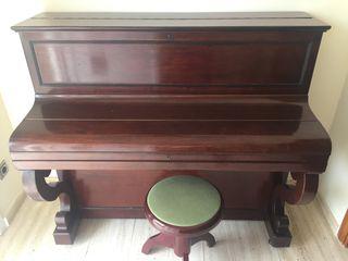 Piano Pleyel Vertical - Año 1864