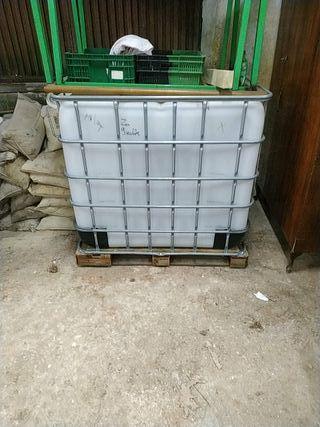 Depósito 1000 litros