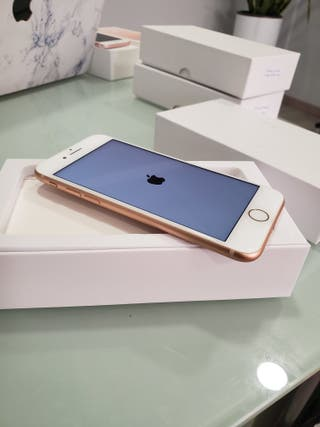 IPHONE 8 256 GB ORO BATERIA AL 91%