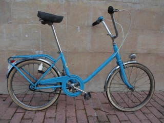 bicicleta bh paseo retro rueda de 20